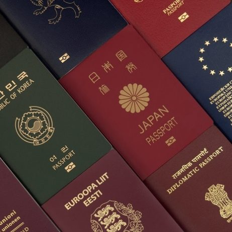 2020's Most Powerful Passports.
