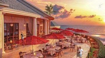 Anichi Marriott Dominica Views