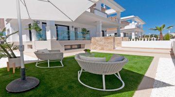 Modern Spanish Villas
