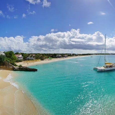 Anguilla launch PR programme.