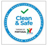 Example of Clean and Safe Portugal
