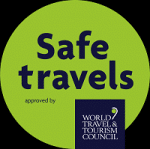 Example of Safe Travels WTTC