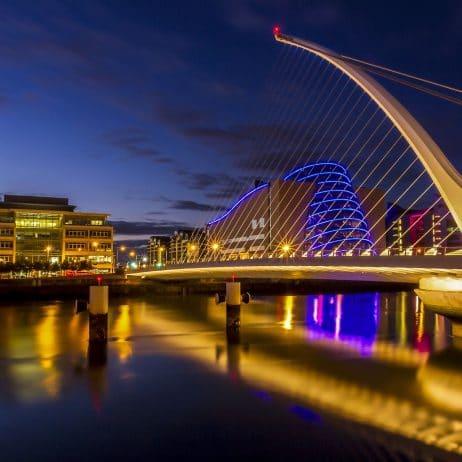 Irish residency programme