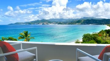 Kawana Bay Beach Location Grenada