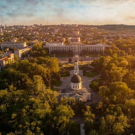 Moldova Launch Citizenship Programme