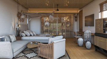 Six Senses Apartment