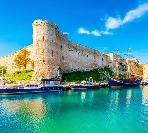 Cyprus Citizenship by Investment Castle View