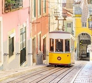 Golden Visas Portugal - Lisbon Tram